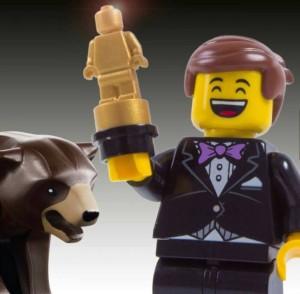 LEGO Leonardo DiCaprio