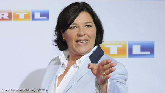 Das Gesicht zweier Formate, bei denen manipuliert wurde bzw. wird: Moderatorin Vera Int-Veen